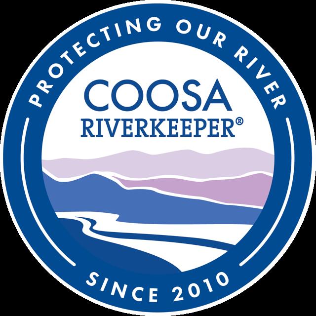 Coosa Riverkeeper® logo